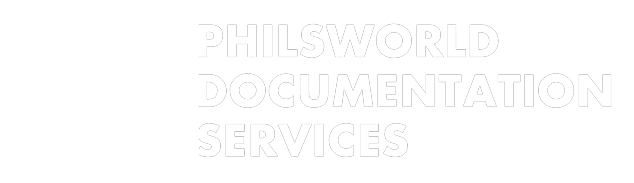 PhilsWorld Documentation Services